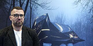 Bjarne Melgaard på sjarmoffensiv for å vise publikum sitt omstridte «dødshus»-prosjekt