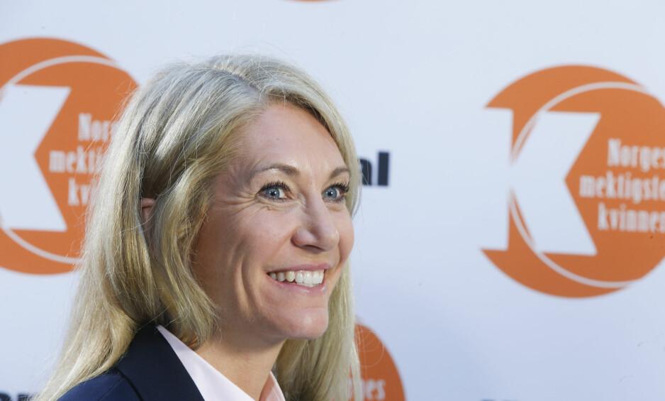NY LEDER: Julie Brodtkorb er ny leder av Kringkastingsrådet. FOTO: NTB Scanpix