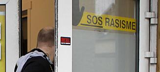 Trekker SOS Rasisme for retten - igjen