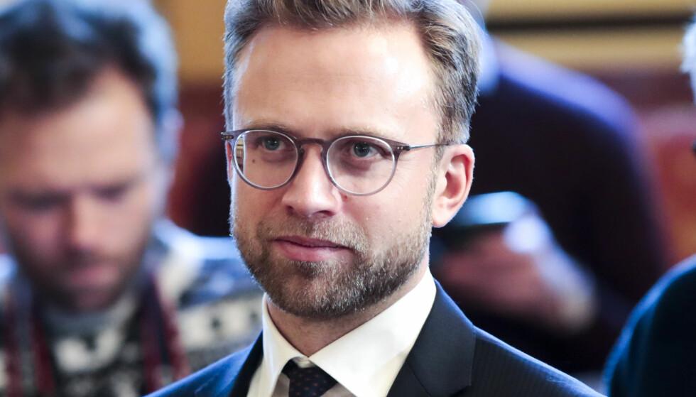 Bør styrke Norad: Utviklingsminister Nikolai Astrup (H). Foto: Lise Åserud / NTB scanpix