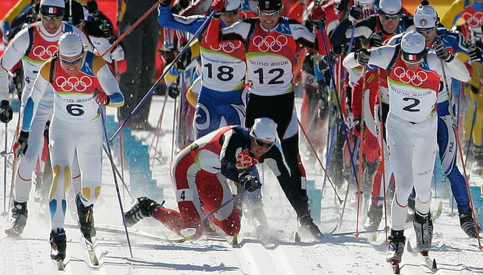 ALARM, ALARM! Skilegenden Frode Estil er en av mange som advarer mot en stadig mer klassedelt norsk skisport. Det er til å løse om visjonene blir store nok. Akkurat som Estil selv var en mester på å reise seg hver gang han snublet underveis. FOTO: REUTERS/Kai Pfaffenbach
