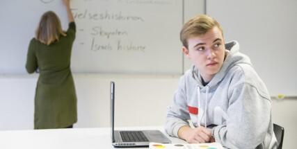 Norsk sidemål som eget fag bør avskaffes i norsk skole!