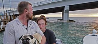 Tanner og Nikki solgte alt de eide for å seile jorda rundt, men båten sank første dagen. Da trådte amerikanerne til.