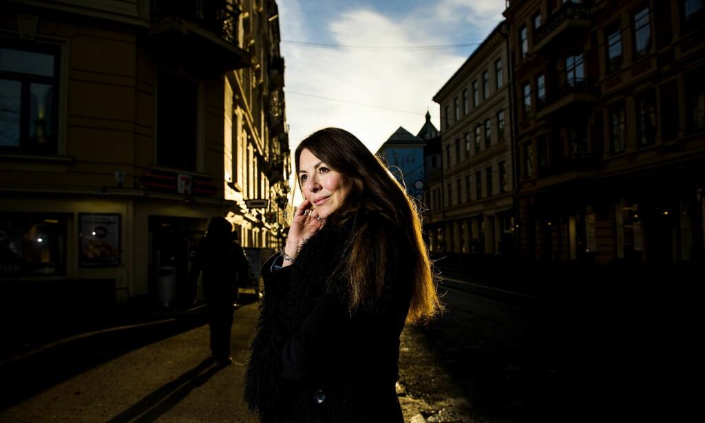 Jubileum: Claudia Scotts karriere som artist strekker seg over fem tiår. Foto: John Terje Pedersen