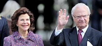 Dronning Silvia avlyser OL-reisen i siste liten