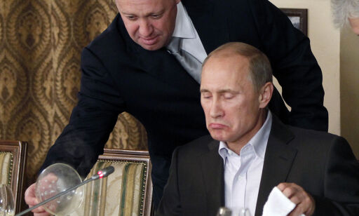 image: «Putins kokk» pekes ut som hjernen bak Russlands valginnblanding