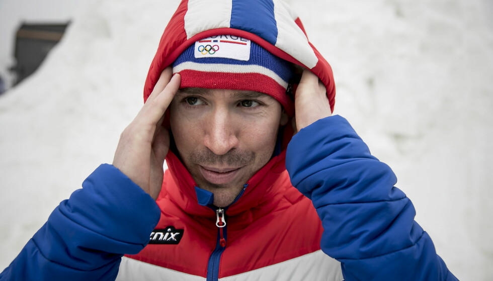 POPULÆR: Emil Hegle Svendsen gikk inn til OL-bronse på fellesstarten i går. Etterpå har det haglet inn med lykkeønskninger. Foto: Bjørn Langsem / Dagbladet
