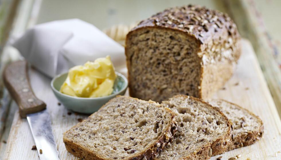 Vårens brødnyheter handler mye om surdeigbrød som smaker godt og holder seg lenger fersk enn andre grove brød. Foto: Synøve Dreyer