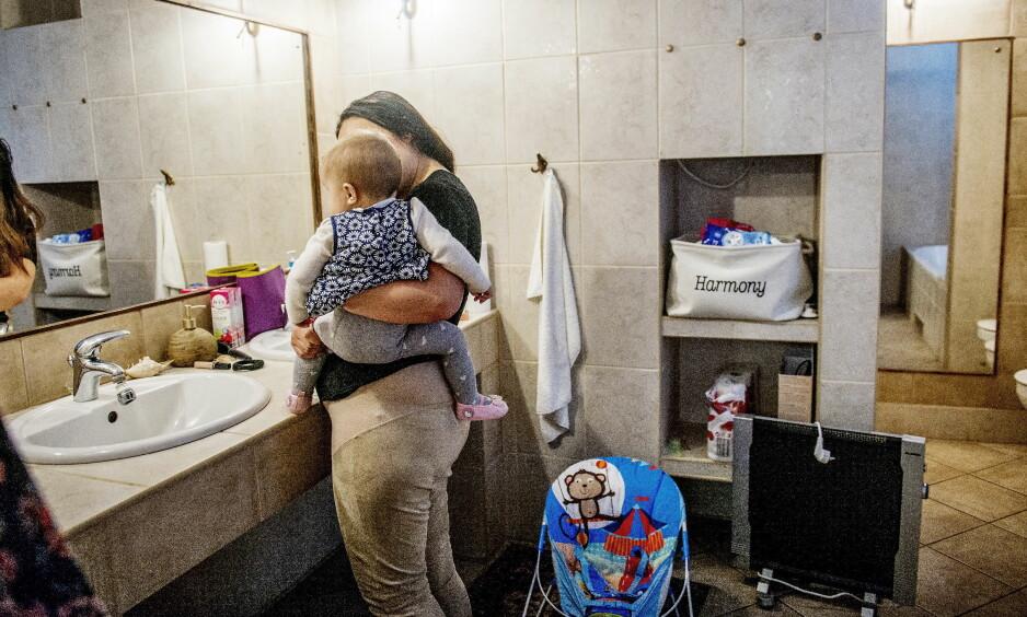 POLEN: «Siri» har dratt til Polen med barna sine, for å unngå norsk barnevern. Foto: Siv Johanne Seglem /Dagbladet