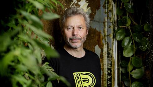 GIR SEG IKKE: Lars Løvold i Regnskogfondet mener det har blitt en påsketradisjon å kritisere Freia for å bruke palmeolje. Foto: Regnskogfondet