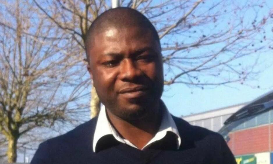 DREPT: Tobarnsfaren Romeo Nkansah (37) ble drept på åpen gate i London-bydelen Camden i 2016. Nå er en mann pågrepet i Oslo for drapet. Foto: Metropolitan Police