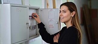 Her får du billigst strøm i vinterkulden