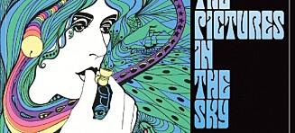 Engelsk psychedelia-rock blir feiret på lekne CD-samlinger