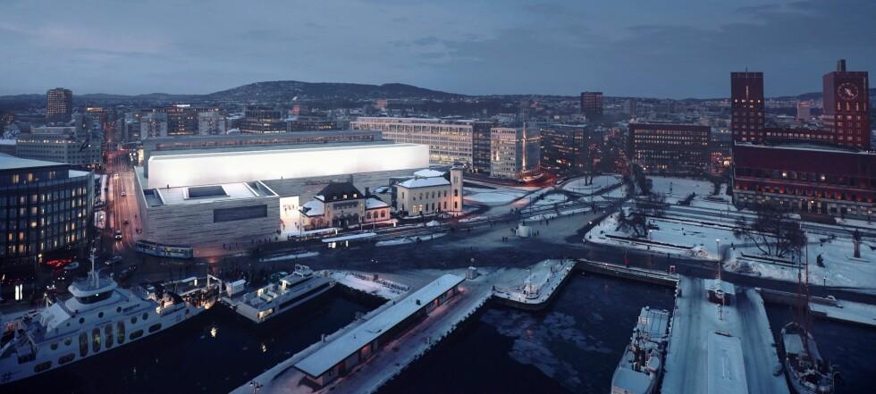 Arkitekten raser mot Statsbygg: - Vi er ikke prostituerte