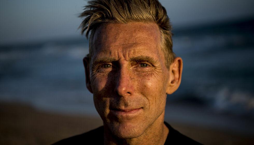 TAKKNEMLIG: Turner Espen Jansen har fått sett og oppleve mye i forbindelse med egen idrett. Selv om 49-åringen holder turn høyt, kommer familien alltid foran. Foto: Thomas Rasmus Skaug / Dagbladet