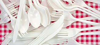 Nå: EU vil forby disse plastproduktene
