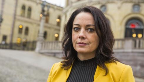 IKKE BUNDET: Stortingsrepresentant for Arbeiderpartiet, Else-May Botten, mener at KrF burde benytte sjansen til å markere seg. Foto: Håkon Mosvold Larsen / NTB scanpix