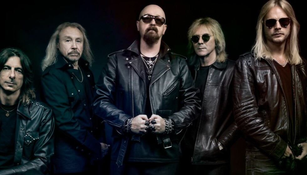 Veteraner: Judas Priest. Foto: Justin Borucki