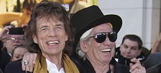 - Mick er en kåt gammel faen