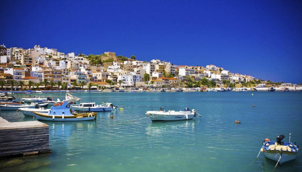 NYKOMMER: I sommer kan du fly direkte til Sitia lengst øst på Kreta. Foto: NTB Scanpix