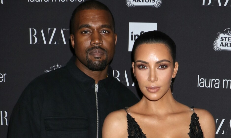 <strong>SKANDALESTJERNE:</strong> Kanye West er kjent for ekteskapet med Kim Kardashian. Men dette er langt ifra den eneste grunnen til at de aller fleste vet hvem stjerna er. Foto: NTB scanpix