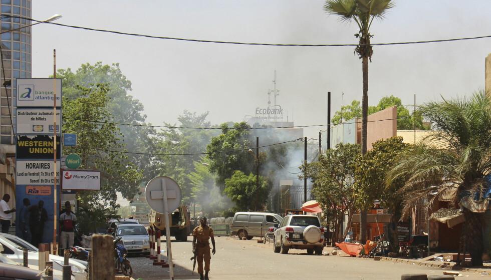 FORDØMMER: Sikkerhetsrådet omtaler angrepet som et «barbarisk og feigt terrorangrep».  AP Photo/ Ludivine Laniepce