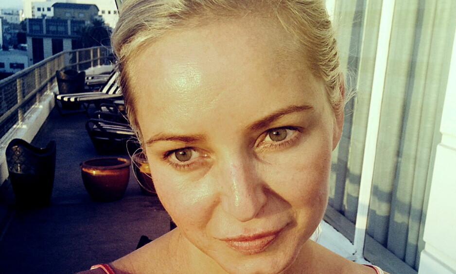 DØDE: Anne Lindell Sundt døde i 2014. Under obduksjonen ble det oppdaget spor av elleve forskjellige medikamenter i kroppen hennes. Foto: Privat
