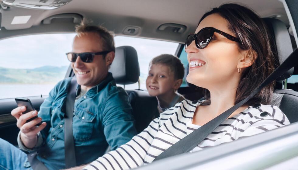 BILFERIE I SOMMER?: Del din bil-utfordring med oss, og vinn tre ukers gratis lånebil fra Peugeot i sommer! Foto: NTB Scanpix / Shutterstock