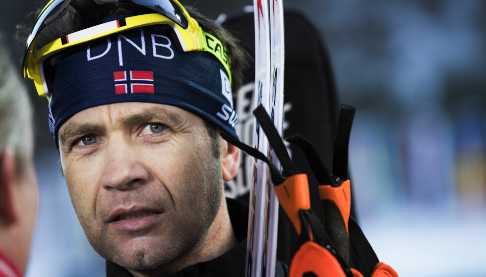 TIL FINLAND: Ole Einar Bjørndalen går verdenscuprenn i Finland denne uka. Foto: Berit Roald / NTB scanpix
