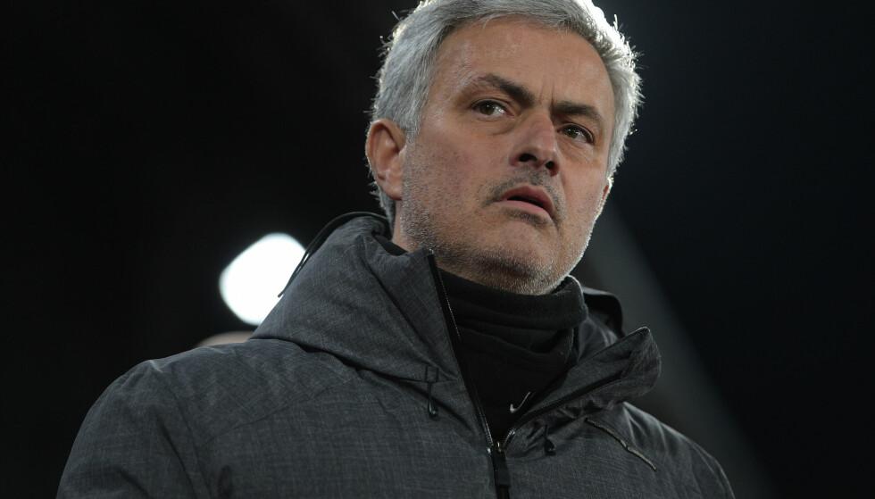 BLIR EKSPERT: Jose Mourinho skal fungere som ekspert for Russia Today under VM i fotball. Foto: Joe Toth/BPI/REX/Shutterstock