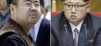 USA: Nord-Korea drepte Kims halvbror