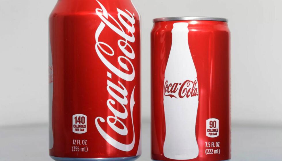 RUSBRUS: Coca-Cola jobber med ett nytt produkt som inneholder alkohol, i første omgang for det japanske markedet. Foto: AP