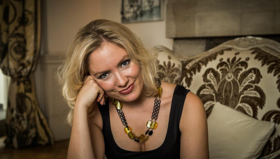FÅR KRITIKK: Regissør og produsent Katharina Gellein Viken, som står bak «Ari og halve kongeriket». Foto: Jonathan Oakes