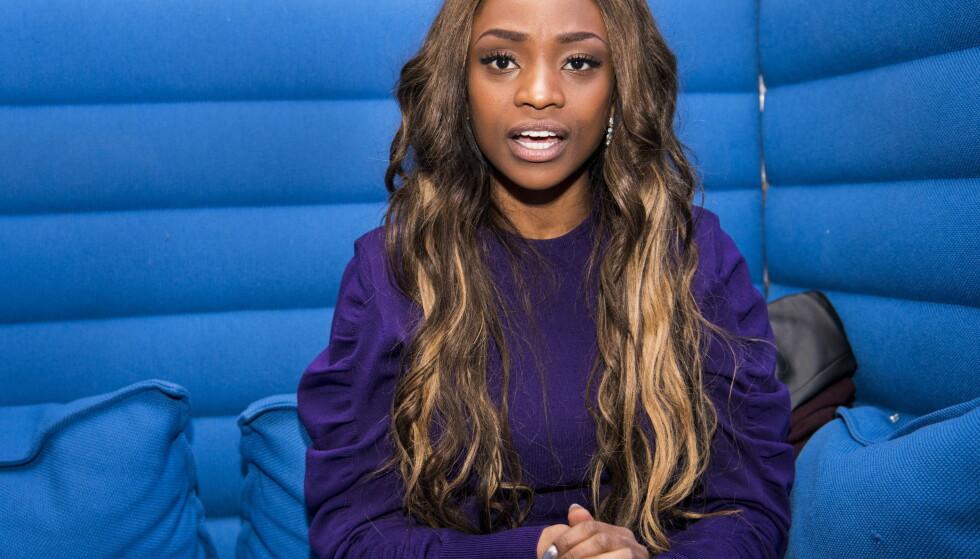 TILTALT: Stella Nyambura Mwangi nekter straffskyld for promillekjøring. Hun risikerer ubetinget fengselsstraff for hendelsen. Foto: Lars Eivind Bones / Dagbladet