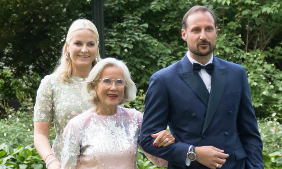 KVINNEDAGEN: Kronprinsesse Mette-Marit delte sine tanker rundt kvinnedagen med følgerne sine på sosiale medier. Foto: NTB Scanpix