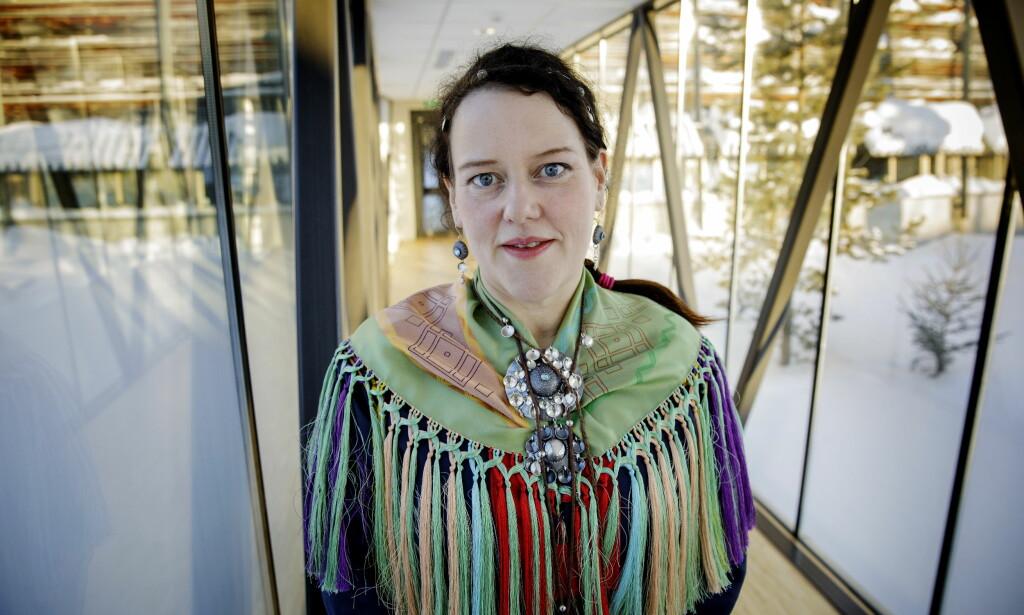 BAKVENDTREFORM: Silje Karine Muotka (NSR) mener politikerne sør for polarsirkelen må lære seg å forstå Finnmark. Foto: Nina Hansen / DAGBLADET
