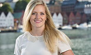 <strong>STOPPER FORSLAGET:</strong> Emilie Enger Mehl (Sp) mener forslaget kan få utilsiktede virkninger. Foto: Eivind Senneset/NRK