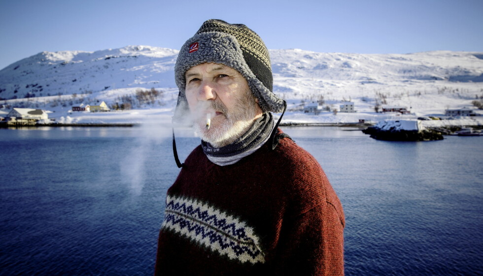 HOW TO KILL A FJORD: Torulf Olsen vil gjøre alt i sin makt for å bevare Repparfjorden ren og frisk. Sivil ulydighet er ikke noe han utelukker. Foto: Nina Hansen