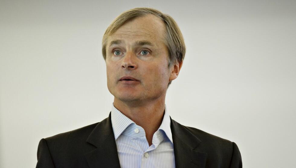 UT AV RESETT: Investor Øystein Stray Spetalen selger seg ut av Resett. Han vil også selge seg ut av andre medier han har eierandeler i, ifølge generalsekretær i Norsk Presseforbund. FOTO: NTB Scanpix