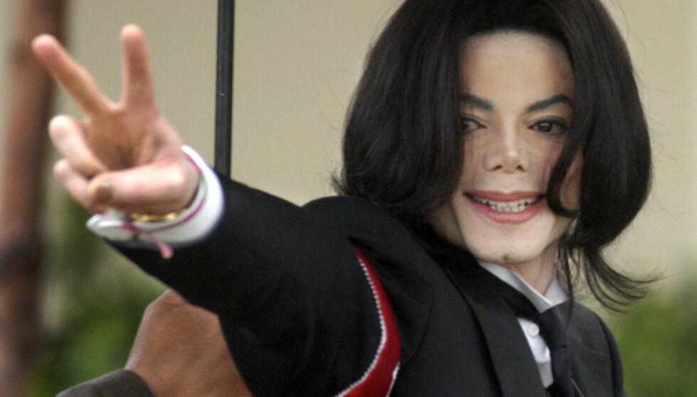 DØDE I 2009: Torsdag viser tv-kanalen ABC en ny dokumentar om Michael Jacksons siste dager. Det misliker dødsboet sterkt. Foto: NTB scanpix