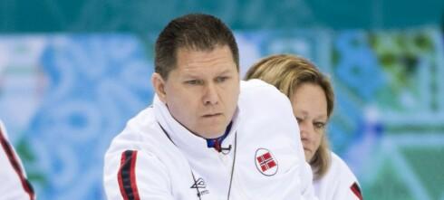 Paralympics: Svak åpning for curlinglaget