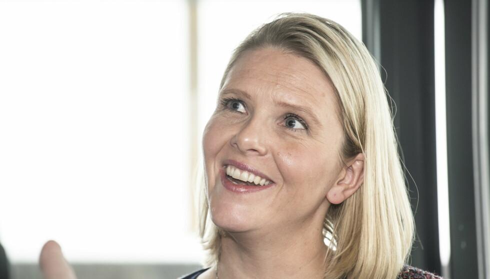 REFSES: Flere Høyre-politikere ber Sylvi Listhaug beklage Facebook-utspill. Foto: Hans Arne Vedlog / Dagbladet