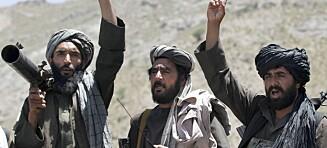 Afghanistans katastrofer
