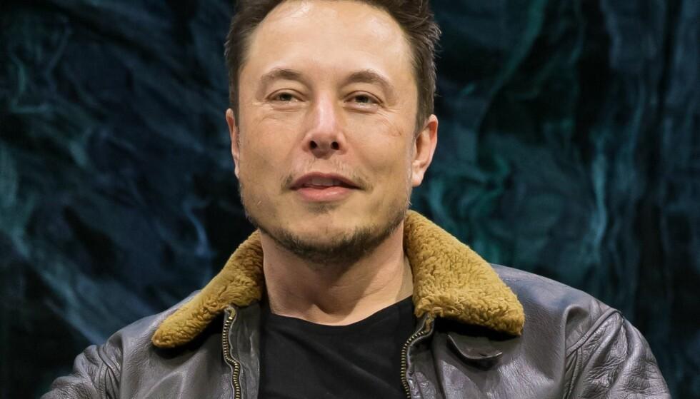 Reiseklar: Milliardæren og rakettbyggeren Elon Musk håper å fremskynde Mars-planene til SpaceX. FOTO: NTB Scanpix / Suzanne Cordeiro/REX/Shutterstock