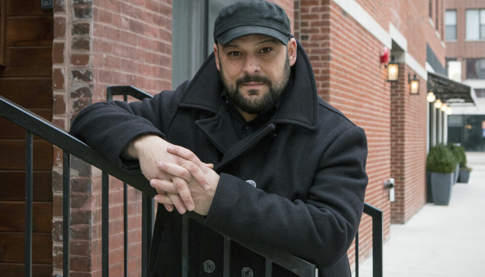 FORANDRET: Christian Picciolini forlot det høyreekstreme miljøet. I dag jobber han for å hjelpe andre ut av hatgrupper. Foto: AP Photo/Teresa Crawford, File