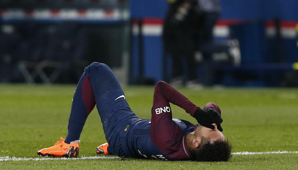 Framtid i PSG: Etter mye spekulasjoner i det siste har Neymars far hevdet at sønnen han en framtid i den franske klubben. FOTO: Thibault Camus / AP Photo