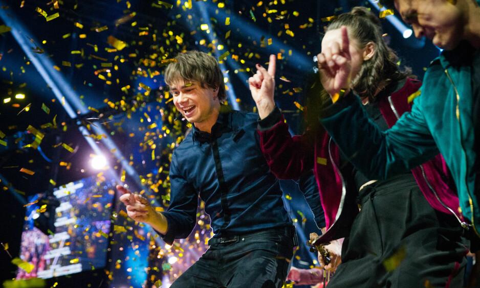 VANT: Alexander Rybak, som vant den internasjonale finalen i 2009 med låta «Fairytale», skal igjen representere Norge når Eurovision Song Contest går av stabelen i Lisboa i mai. FOTO: NTB Scanpix