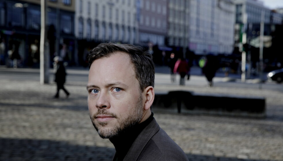 VIL HA NYE KOSTER: SV-leder Audun Lysbakken ber Ola Elvestuen snarest komme til Stortinget for å få i stand et bredt klimaforlik. FOTO: PAUL S. AMUNDSEN