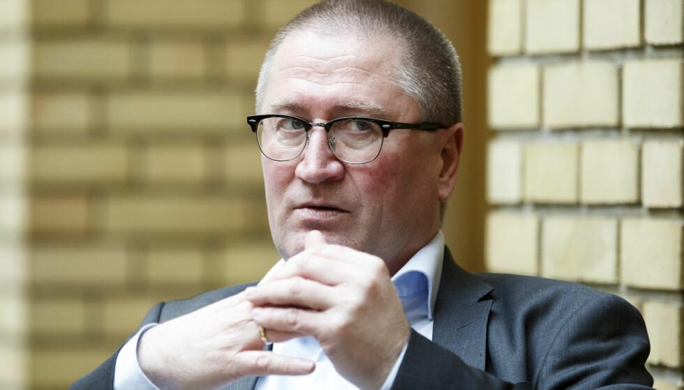 VIL HA NY BEHANDLING: Geir Jørgen Bekkevold vil at spørsmål om utredning av homoterapi skal behandles på nytt av KrF. Foto: Gorm Kallestad / NTB scanpix