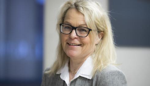 FÅR SVAR FØR SVERIGE: Statsråd Michaelsen ber Mattilsynet utrede aldergrense på energidrikker. Foto: Hans Arne Vedlog